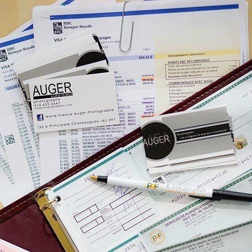 Services de comptabilité