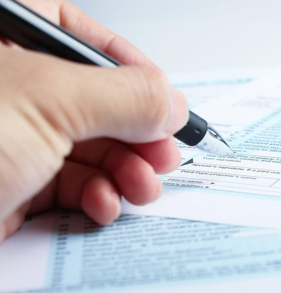Impôts post-faillite